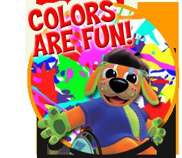 Colors Are Fun!