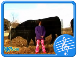 Raggs music video I love my farm