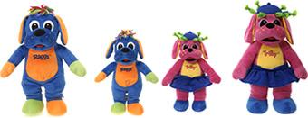 raggs plush toys