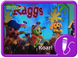 Raggs Band Sing-Along to Jungle Zoo