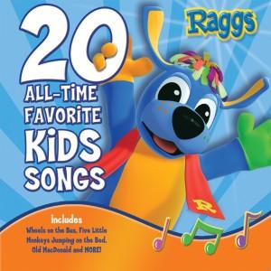 Raggs 20 All-Time Favorite Kids Songs